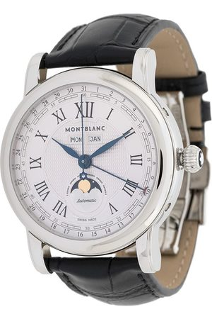 Mont Blanc Orologio Star Steel Moonphase