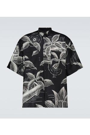 Givenchy Uomo Casual - Camicia in seta