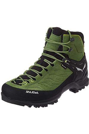 Salewa MS Mountain Trainer Mid Gore-Tex, Scarpe da Trekking Uomo, Blu , 40.5 EU
