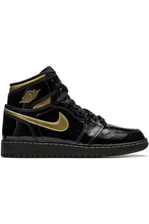"""Jordan Kids """"Sneakers Air Jordan 1 Retro High OG """"""""Black Metallic Gold"""""""""""""""