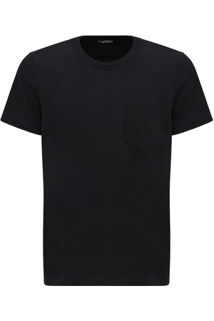 "Tom Ford T-shirt ""marl"" In Jersey Di Cotone"