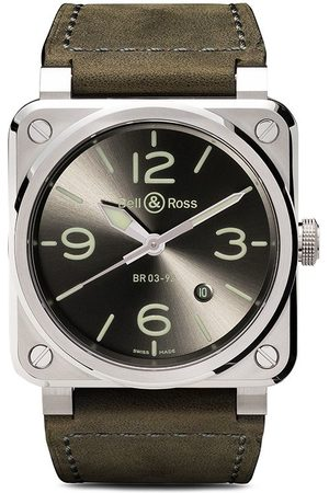 Bell & Ross Orologio BR 03-92 Steel 42mm - Grey