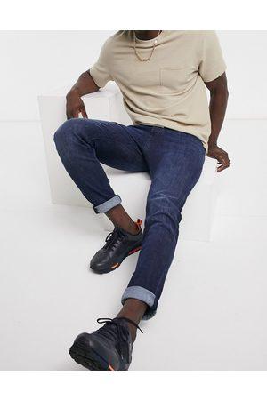 HUGO BOSS Taber - Jeans affusolati lavaggio medio