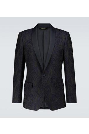 Dolce & Gabbana Esclusiva Mytheresa - Blazer effetto jacquard