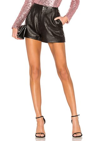 NBD The Blase Leather Short in - . Size L (also in M, S, XL, XS, XXS).