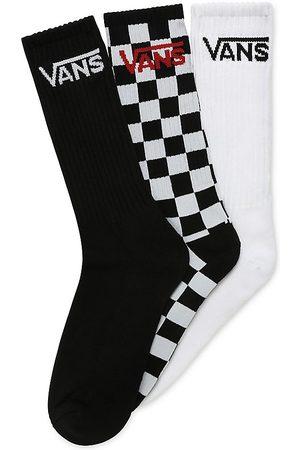 Vans Uomo Calze - Calzettoni Classic (3 Paia) (black-checkerboard) Uomo