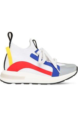 Dsquared2 Sneakers In Maglia