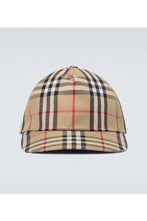 Burberry Cappello da baseball Vintage Check