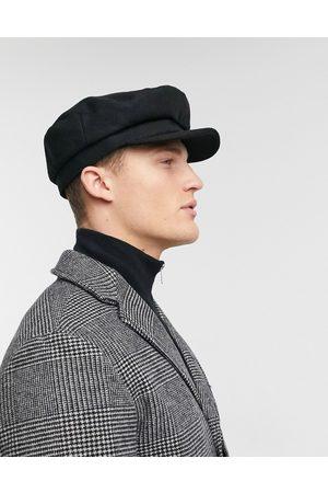 ASOS Cappello bakerboy da marinaio in melton