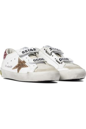 Golden Goose Bambina Sneakers - Sneakers Old School in pelle