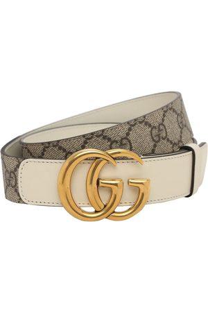 """Gucci Cintura """"gg Marmont Supreme"""" 3cm"""
