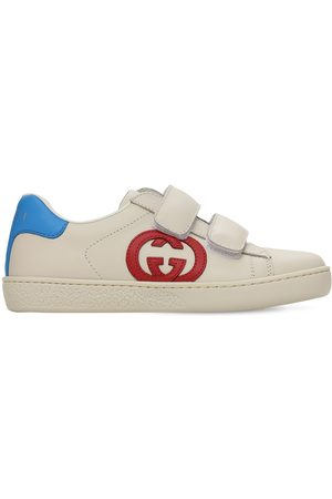 Gucci Sneakers In Pelle