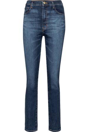 J Brand Jeans slim Tegan a vita alta