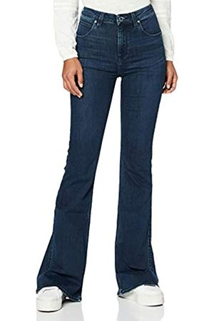 Lee Flare Body Optix Jeans, , 40 IT Donna