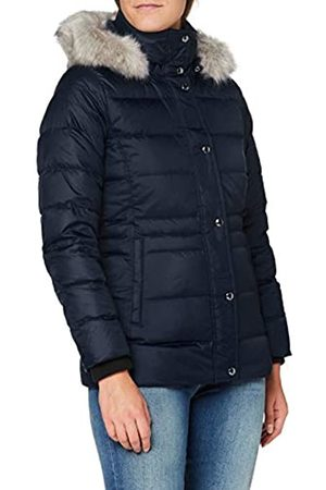 Tommy Hilfiger TH Ess Tyra Down Jkt with Fur Giacca, , M Donna