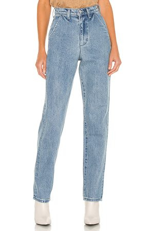 WeWoreWhat Mom Jean in - Blue. Size 24 (also in 25, 26, 27, 28, 29, 30, 31, 32).