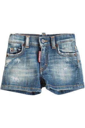 Dsquared2 Shorts In Stretch