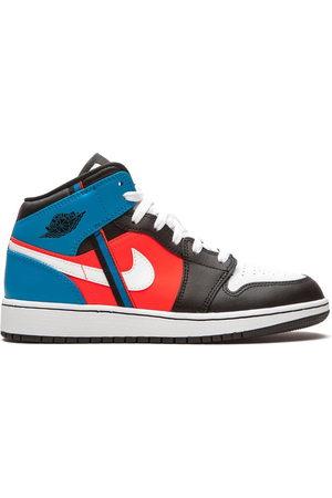 Nike Sneakers Air Jordan 1 Mid Game Time GS