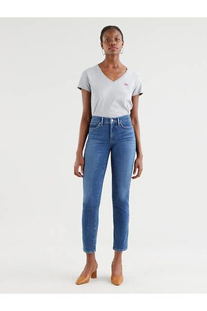 Levi's Donna Slim & Sigaretta - 312™ Shaping Slim Jeans Neutral / Lapis Breeze