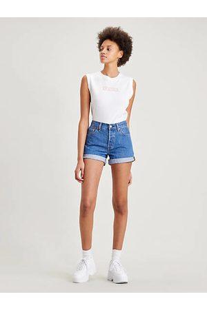 Levi's Donna Pantaloncini - 501® ® Shorts Neutral / Sansome Ranson