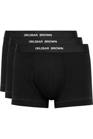 Orlebar Brown Uomo Boxer shorts - Three-Pack Stretch-Cotton Boxer Briefs