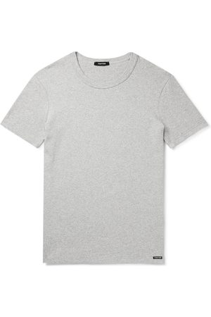 Tom Ford Uomo Magliette intime - Slim-Fit Stretch-Cotton Jersey T-Shirt