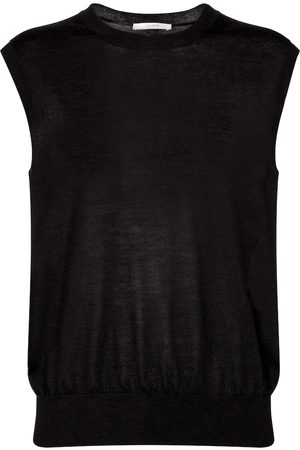 The Row Gilet Balham in cashmere
