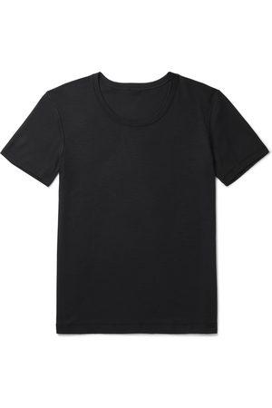 YINDIGO AM Uomo Magliette intime - Wool T-Shirt