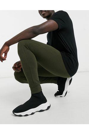 Brave Soul Joggers skinny kaki