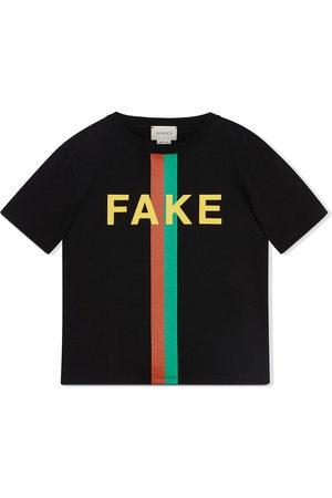 Gucci T-shirt con stampa