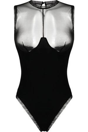 Murmur Donna Body intimo - Body smanicato