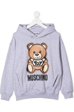 Moschino Felpa con cappuccio Toy Bear
