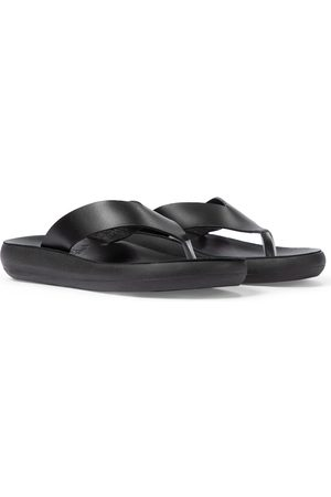Ancient Greek Sandals Sandali infradito Charys in pelle