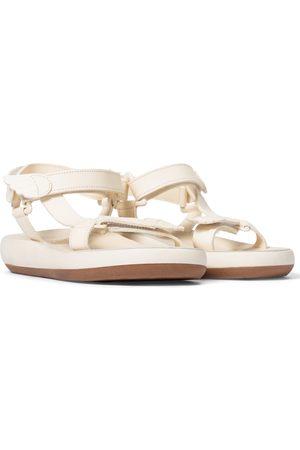 Ancient Greek Sandals Sandali Poria in pelle