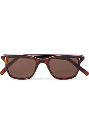 Cubitts Weston Square-Frame Acetate Sunglasses