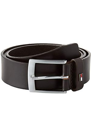 Tommy Hilfiger Adan Leather 3.5 Cintura, , 90 Uomo