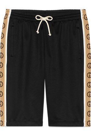Gucci Uomo Pantaloncini - Shorts in jersey tecnico