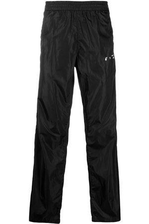 OFF-WHITE Pantaloni sportivi con zip