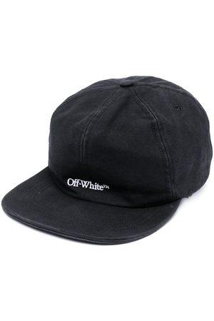 Off-White Cappello da baseball con ricamo