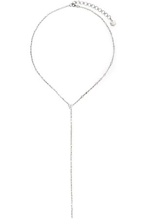 Shay Collana in oro bianco 18kt con diamanti