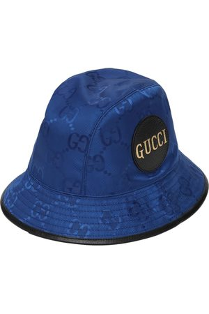 "Gucci Cappello Bucket "" Off The Grid"" In Eco Nylon"
