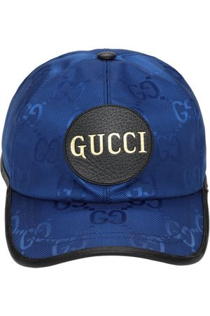 "Gucci Cappello Baseball "" Off The Grid"" In Nylon"