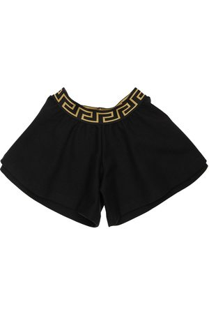 VERSACE Shorts In Cotone