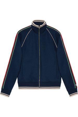 Gucci Uomo Giacche - Giacca con zip in cashmere