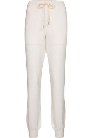 Barrie Pantaloni sportivi in cashmere