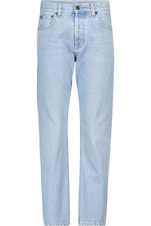 Saint Laurent Jeans slim a vita alta