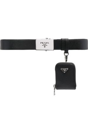 Prada Cintura con pouch