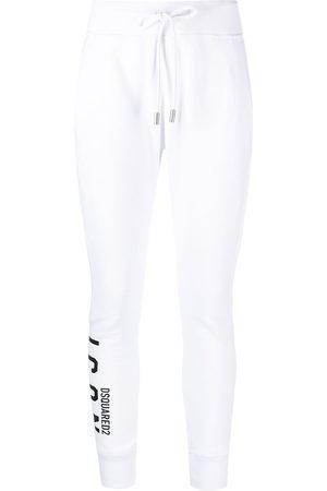 Dsquared2 Pantaloni sportivi con stampa