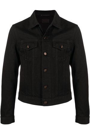 Saint Laurent Giacca-camicia denim