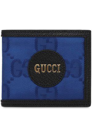 """Gucci Portafoglio """" Off The Grid"""" In Eco Nylon"""